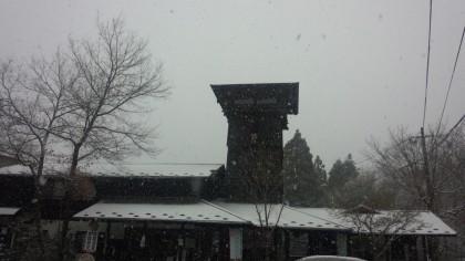 2014/02/13 黒川温泉 積雪