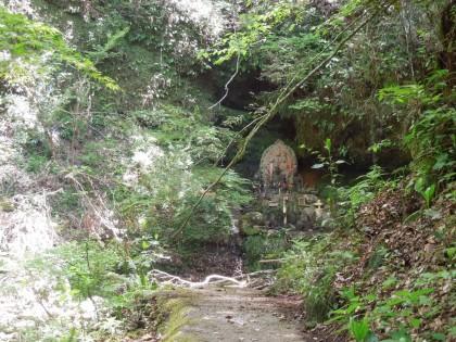 黒川温泉 奥の院